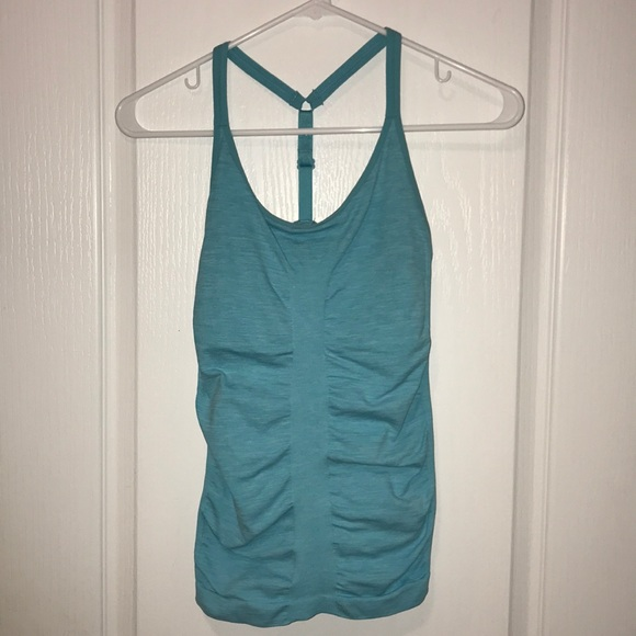 Tops - Fitted Workout Tank